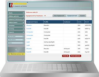 web based cmms equipment maintenance software maintenance